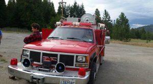 Engine 52 Wildland Fire Brush Truck