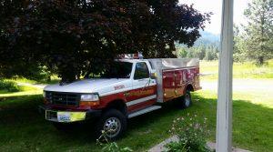 Brush Truck Rescue 51